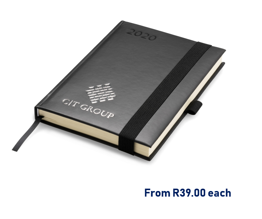 branded 2020 diary south africa