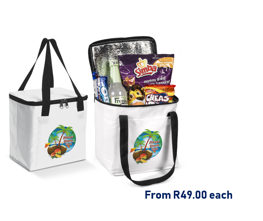 Branded Summer corporate gifts Cooler bag South Africa