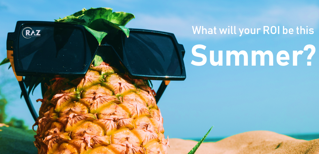What will the ROI be on your corporate gifts this summer?