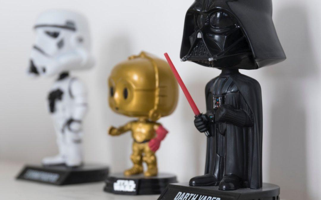 Unique trophies for corporates